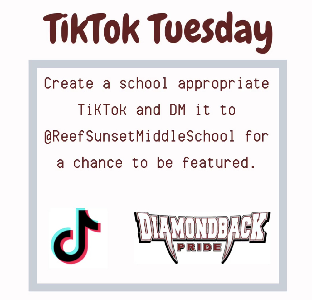 TikTok Tuesday
