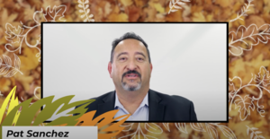 Thanksgiving Message from Supt. Pat Sanchez(English)